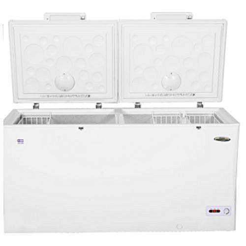 Chest Deep Freezer 420L White/Silver
