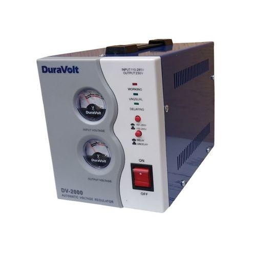 Duravolt DV 2000VA Relay Automatic Voltage Stabilizer